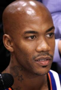 STEPHON MARBURY'Blamed for losses'