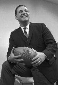 Jack Faulkner also served as coach and general manager of the Denver Broncos during his decades-long football career.