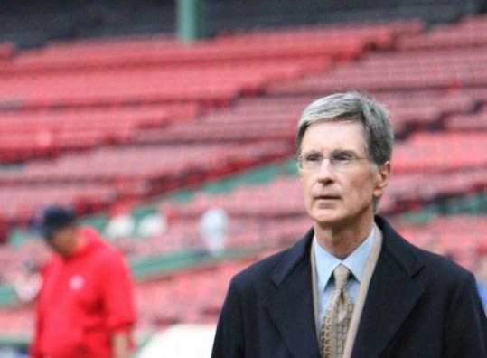 John Henry tolerates but does not welcome the celebrity his team has brought him.