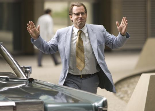 Greg Kinnear stars as an inventor taking on the automobile industry in a true-story drama.