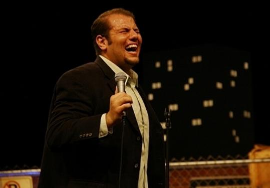 Mohammed ''Mo'' Amer is one of the Muslim stand-up comics featured in the performance documentary.