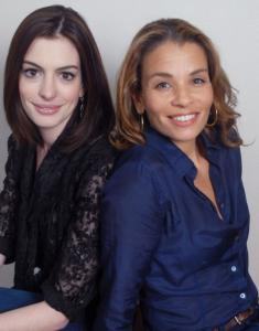 Jenny Lumet (right, with star Anne Hathaway) is the writer behind ''Rachel Getting Married.''