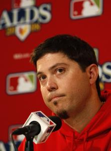 Josh Beckett, who has been battling a strained oblique, takes a 6-2 postseason record into tonight's start against the Angels.