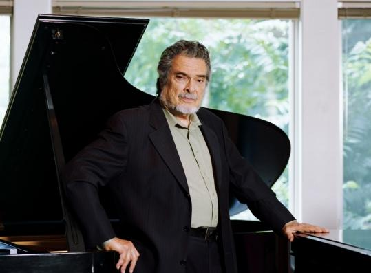 Leon Fleisher marked his 80th birthday in a concert with three other pianists.