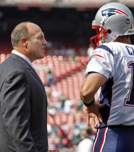 Patriots VP of player personnel Scott Pioli cites the drafting of Matt Cassel as a case of diligent scouting producing dividends.