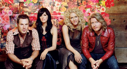 It's The Big Time For Little Big Town