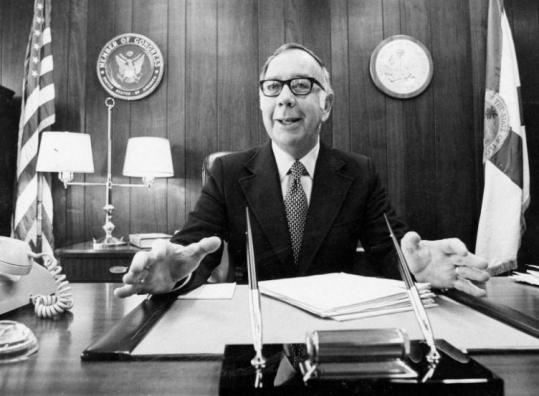 Paul Rogers, a Democrat, earned the nickname ''Mr. Health'' for his work on healthcare legislation. He represented the West Palm Beach area for 24 years in Congress.