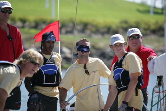 Young sailing enthusiasts train for the Transpacific Yacht Race, a two-week, 2,300-mile test of skill and endurance.