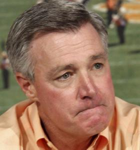 TOMMY BOWDEN: Writing was on wall