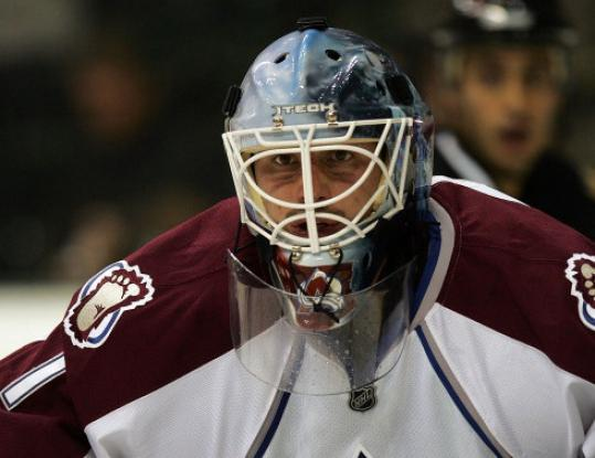 Andrew Raycroft may be asked to stabilize a rocky situation in the Colorado net.