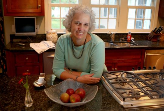 DR. ANITA BARRY, of the Boston Public Health Commission, doesn't care what country her food comes from, or whether it's organic. But she washes all produce carefully.
