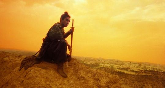 Tony Leung Chiu Wai is a swordsman going blind in ''Ashes of Time Redux.''
