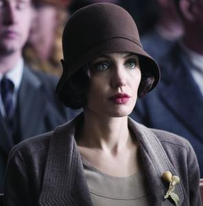 Angelina Jolie stars as a mother searching for her missing son in Clint Eastwood's drama ''Changeling.''
