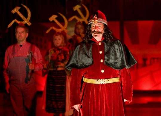 'The Communist Dracula Pageant'