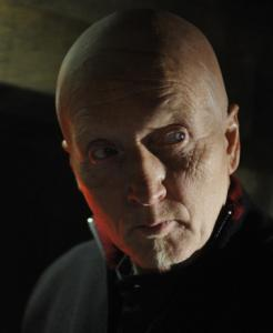 Tobin Bell is Jigsaw in the fifth entry in the franchise.