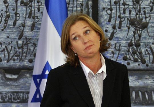Tzipi Livni announced yesterday that she was halting efforts to form a new Israeli government and urging early elections.