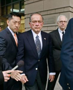 US Senator Ted Stevens said he will fight the jury's verdict and will not quit his race for reelection to his Senate seat.