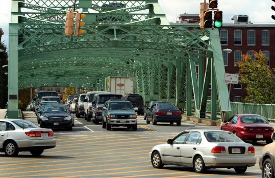 The intersection of VFW Highway and Bridge Street has the highest accident rate in the state.