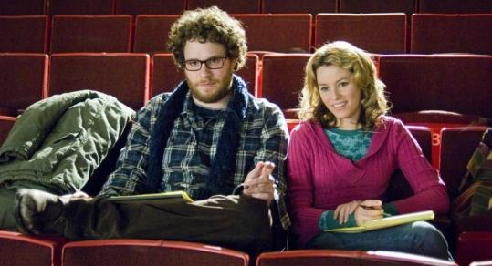 Seth Rogen and Elizabeth Banks star in Kevin Smith's latest.