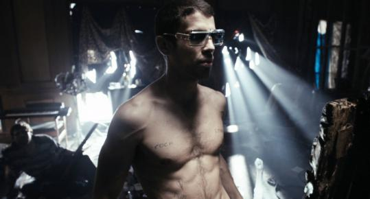 Toby Kebbell plays Johnny Quid, a junkie rock star who's the stepson of a mob boss, in Guy Ritchie's ''RocknRolla.''