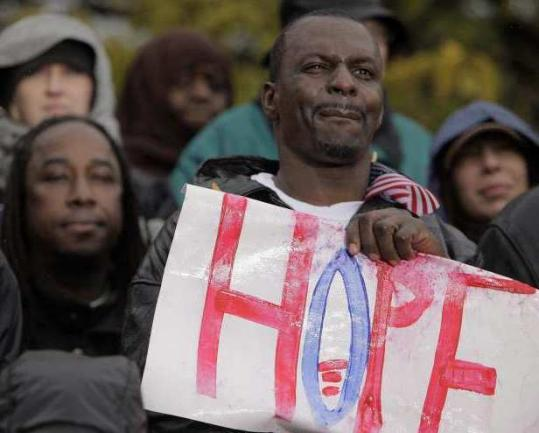 Is America ready to move beyond racial division?