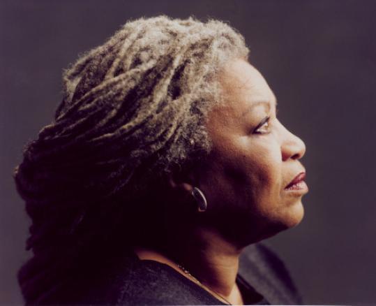 Pulitzer-winning novelist Toni Morrison.