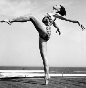 Rosella Hightower was one of five Oklahoma-born American Indians to emerge as world-class ballerinas.