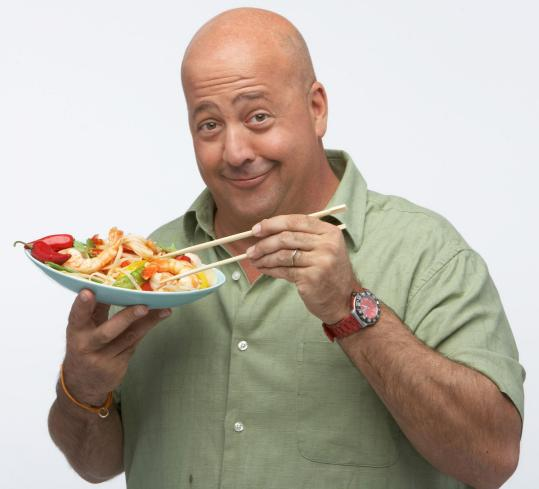 Andrew Zimmern will eat just about anything but he avoids dog and 14-day-old tofu.