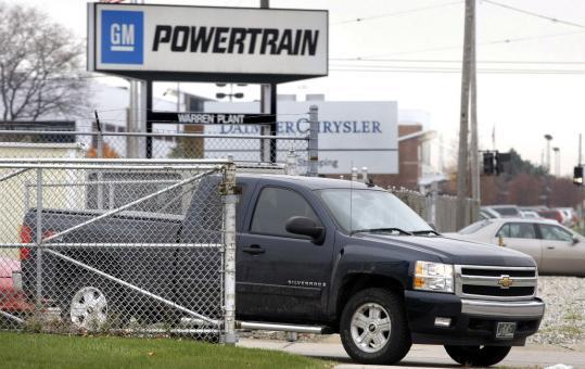 Pelosi Backs Aid To Automakers The Boston Globe