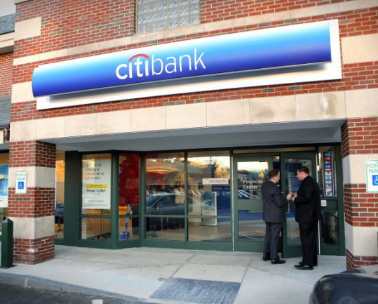 Citigroup has 31 branches in the state and has been growing aggressively here.