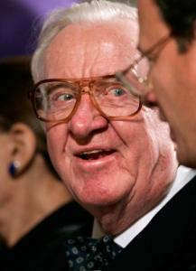 John Paul Stevens is the second-oldest justice in the Supreme Court's history.