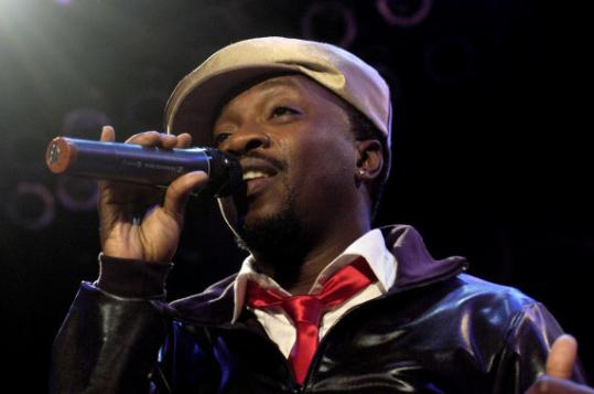 Anthony hamilton gets to the point of it all the boston for Chicago house music songs