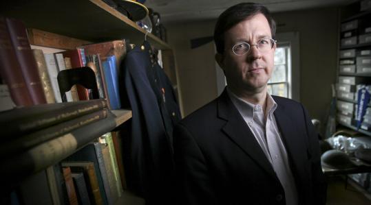 Marlborough trustee Lee Wright is surveying the region's historical groups.