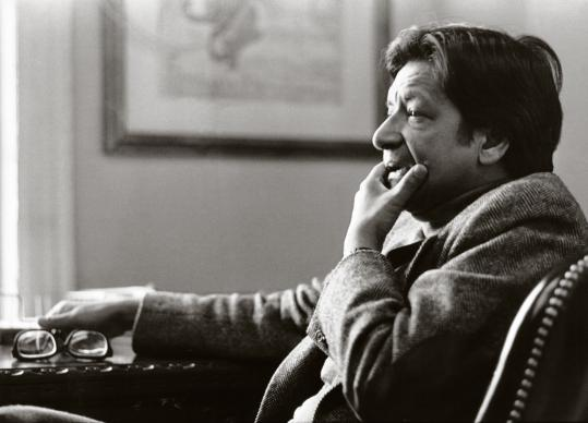 Naipaul, writes Patrick French, wanted ''to escape the periphery for the centre, to leave the powerless for the powerful.''