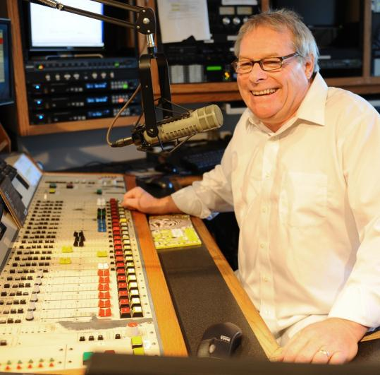 Jeff Turton has been the host of ''Jazz Brunch'' on WFNX since 1983.