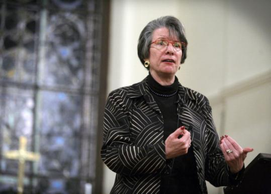 Vanderbilt's Amy-Jill Levine spoke in Cambridge on Christian and Jewish misperceptions of Jesus and his Judaism.