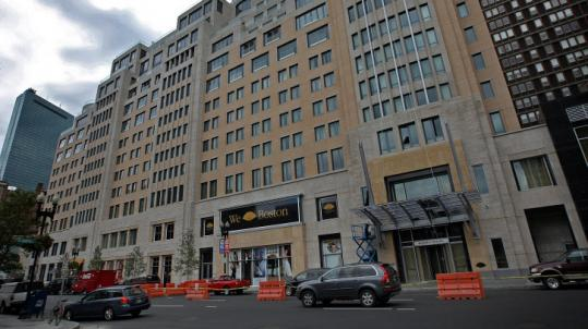 A lottery to award 10 affordable apartments in the Back Bay's Mandarin Oriental will begin Monday.