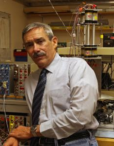 Jim Ryan started using techniques for detecting neutrons and gamma rays in outer space to help soldiers detect dirty bombs.