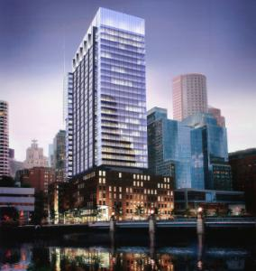Boston Properties blames a soft luxury housing market for its move.