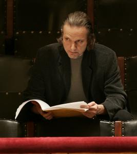 Composer Michael Gandolfi (above in 2005) was nominated for a Grammy for Best Classical Contemporary Composition.