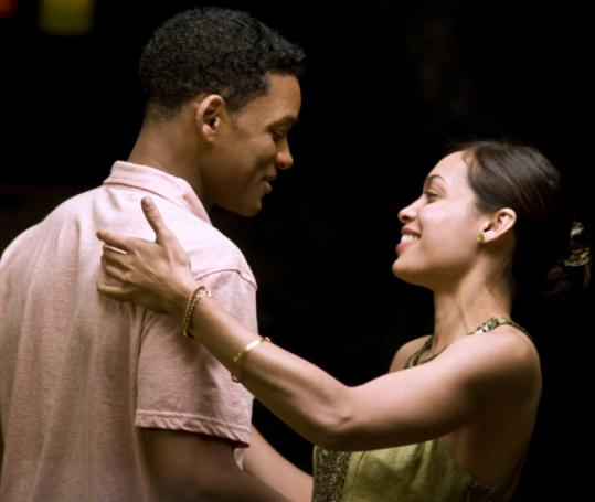 Will Smith stars with Rosario Dawson in ''Seven Pounds.''
