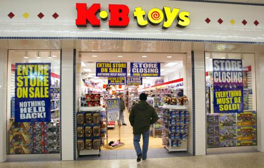 Joseph McLeish of Gordon Brothers Retail Partners, which is working with KB Toys on the liquidation plan, said, ''We have a very finite period to liquidate this inventory.''