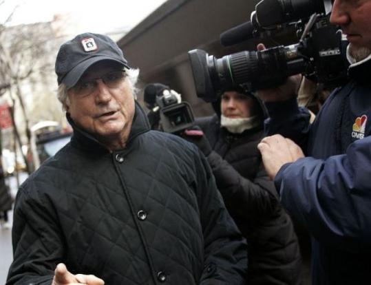A wide swath of philanthropies entrusted significant portions of their portfolios to Bernard Madoff.