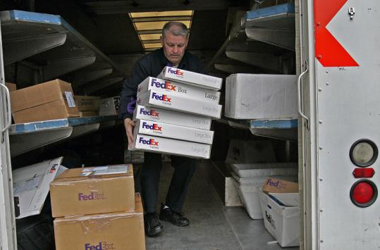 FedEx employees are among workers who will have to do without company matches to their 401(k) accounts. Eastman Kodak, Motorola, General Motors, and Resorts International are cutting their contributions as well.