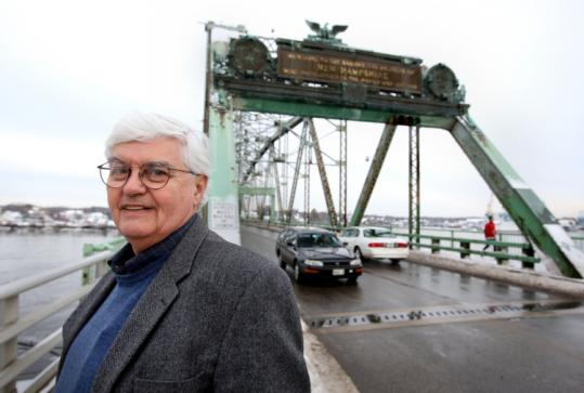 Richard Candee has nominated the Memorial Bridge to be listed among ''America's 11 Most Endangered Historic Places.''