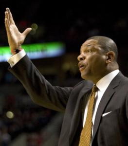 Doc Rivers has seen slippage lately, so he got the Celtics a shootaround yesterday.