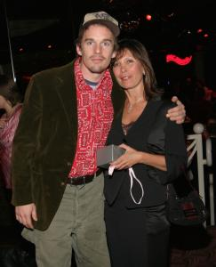 Casting director Sheila Jaffe (above, with Ethan Hawke) has worked on a number of feature films and TV shows, including ''The Sopranos.''