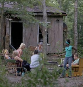 The contestants on the CW's ''13 - Fear Is Real'' are given fright-themed challenges at a cabin in the Louisiana bayou.