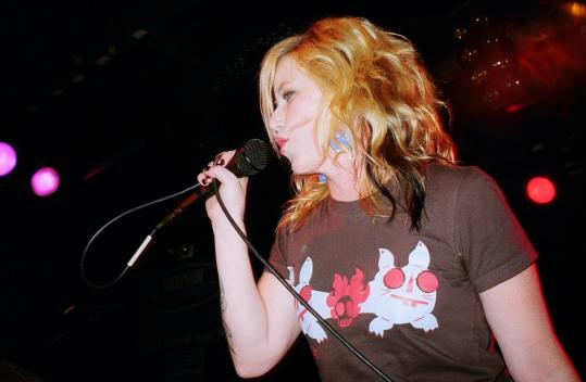 Kay Hanley of Letters to Cleo.