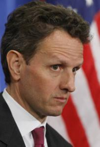 Timothy Geithner would oversee the recovery package.
